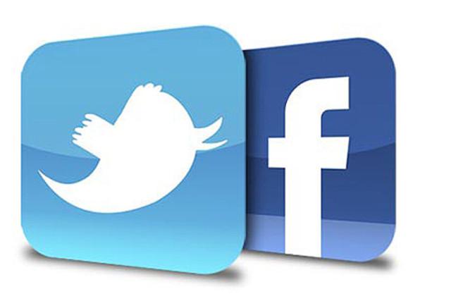 ДельтаСпектр в Facebook и Twitter
